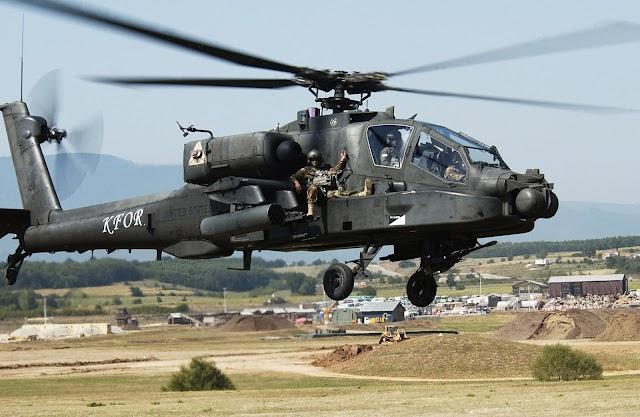 Boeing AH-64 Apache - India
