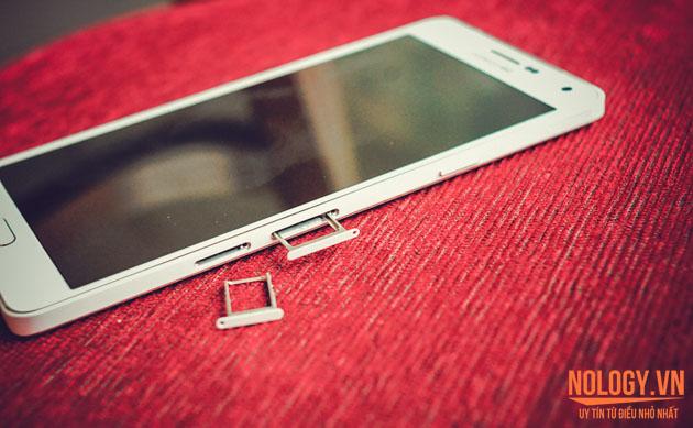 Bán Samsung Galaxy A7 cũ 2 sim giá rẻ