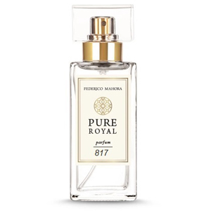 Subtle Floral Fruity Perfume for Women FM 817