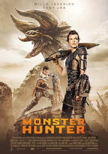Monster Hunter 2020 Hindi Dual Audio WEBRip 480p [300MB] 720p [850MB] 1080p [1.5GB]