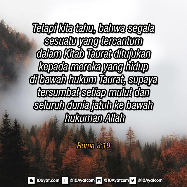 Roma 3:19