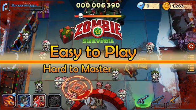 Download Zombie Survival: Game of Dead MOD APK Latest Version