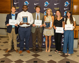 Montgomery Catholic Holds Athletic Banquet to Honor 2018-19 Athletes 4