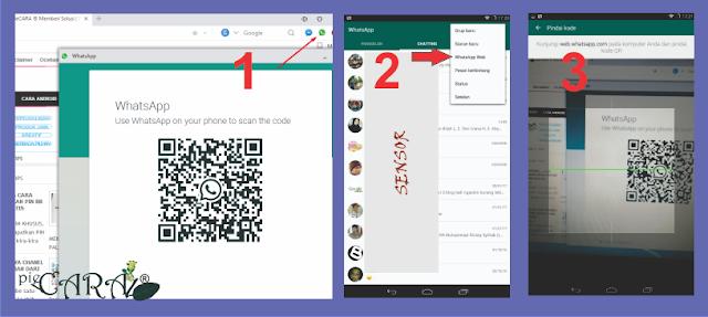 Menggunakan WhatsApp di Laptop atau PC