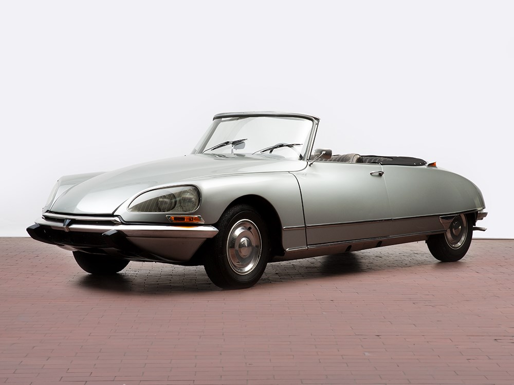 1968 citroen ds 21 usine convertible for sale by auctionata eur 215 080. Black Bedroom Furniture Sets. Home Design Ideas