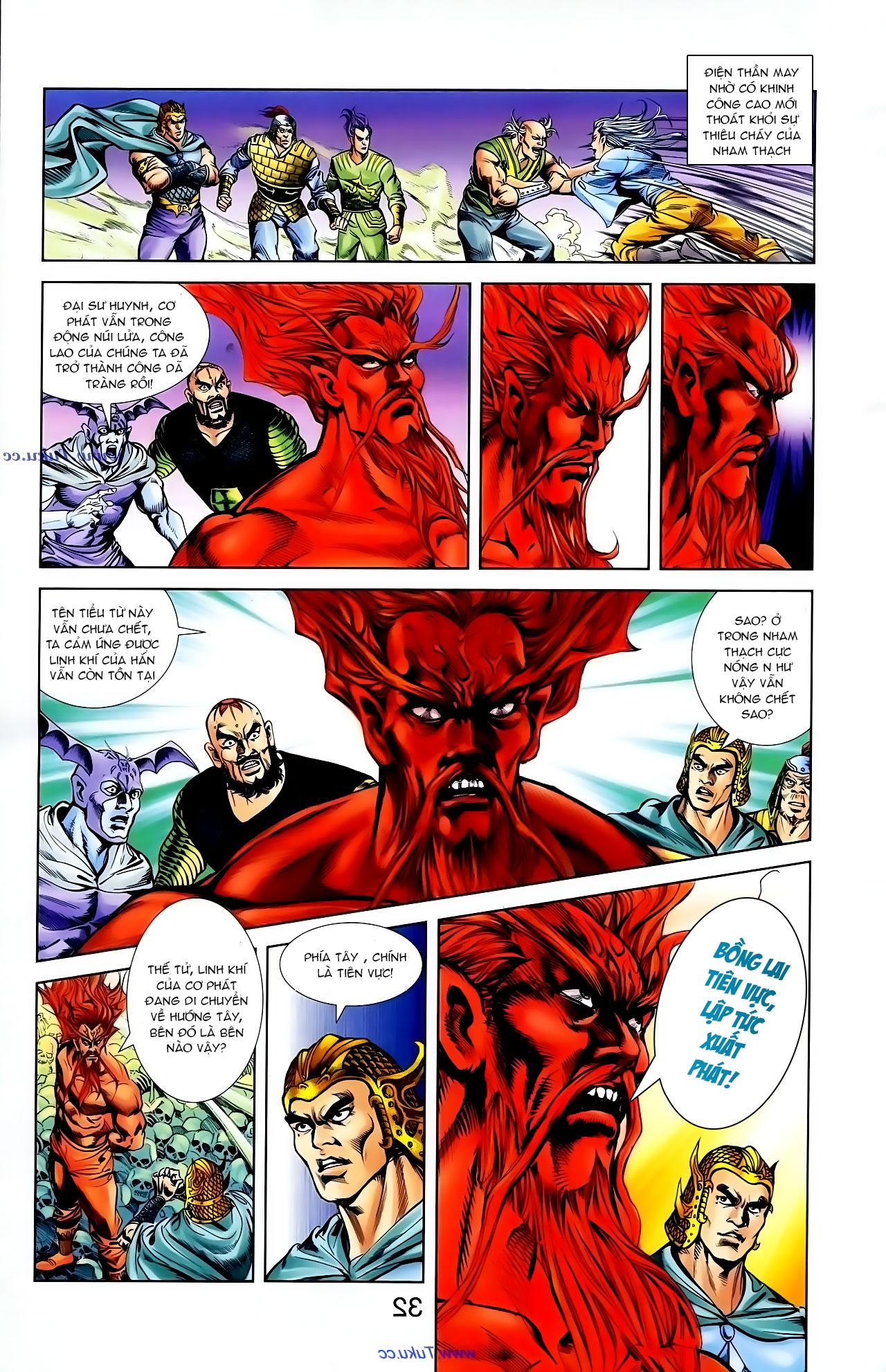 Cơ Phát Khai Chu Bản chapter 103 trang 8