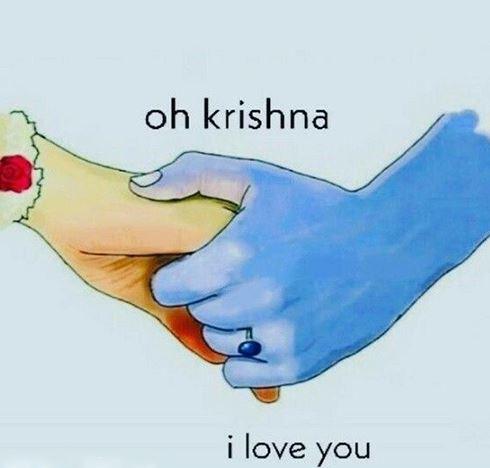 krishna i love you