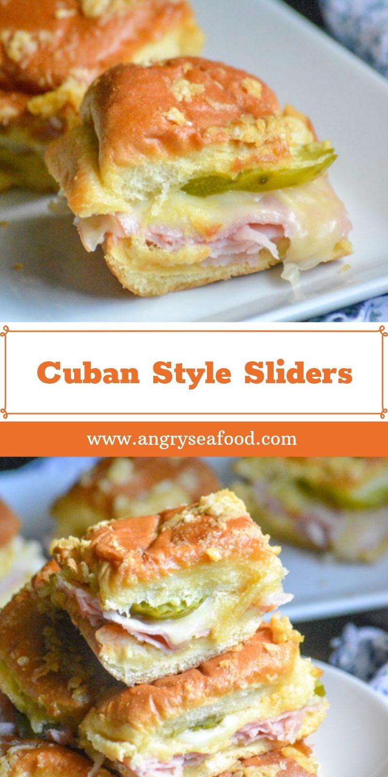 Cuban Style Sliders