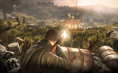 Sniper Elite V2 Remastered Story