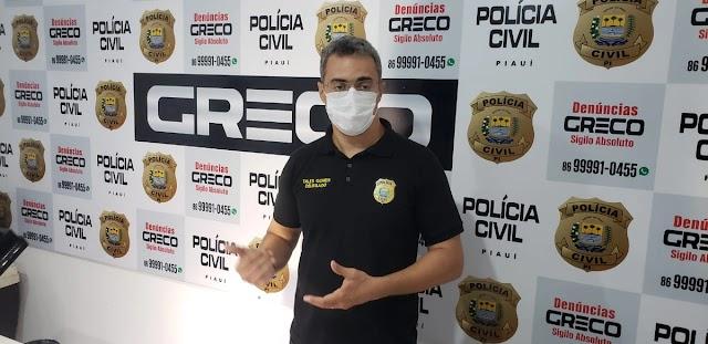 Acusado de sequestrar gerente do Banco do Brasil é preso pelo GRECO