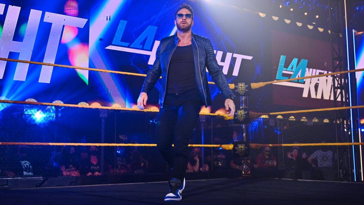 Wade Barrett afirma que LA Knight tem capacidade para estar no main event da WrestleMania