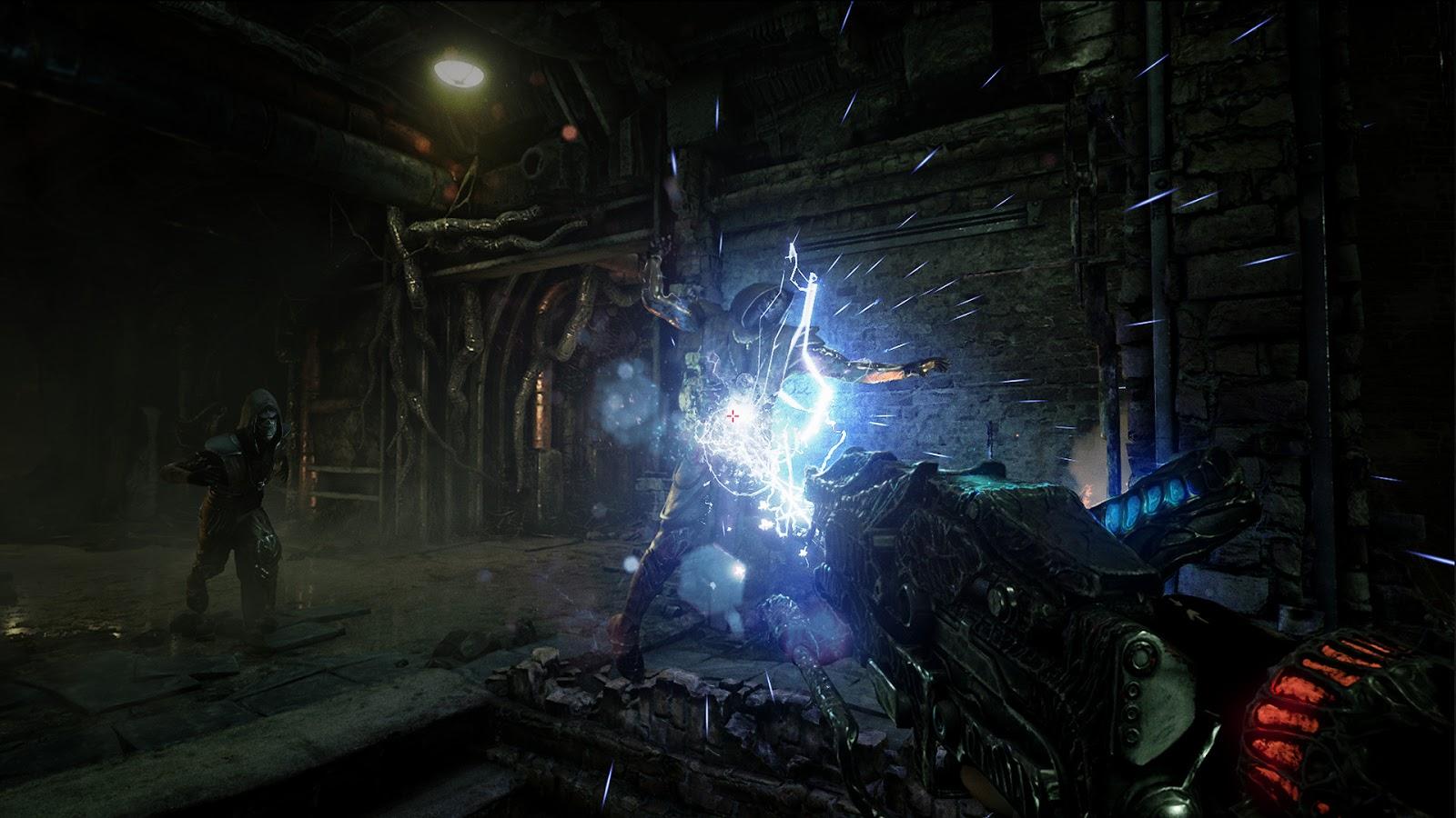 Inner Chains, SciFi, Fantasy, Horror, FPS, Indie Game, Review, фантастика, фэнтези, ужасы, хоррор, шутер, рецензия, обзор, инди