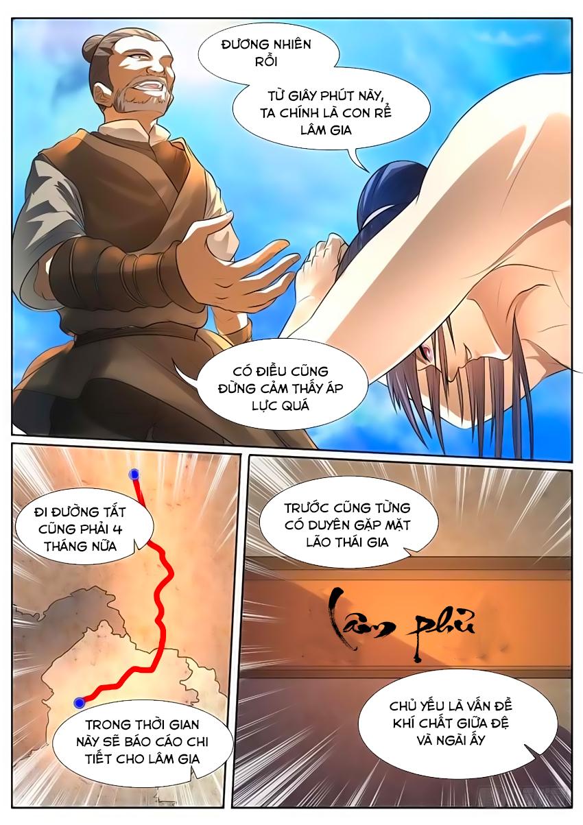 Ngự Thiên chap 11 - Trang 3