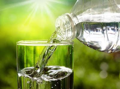 استبدال الماء
