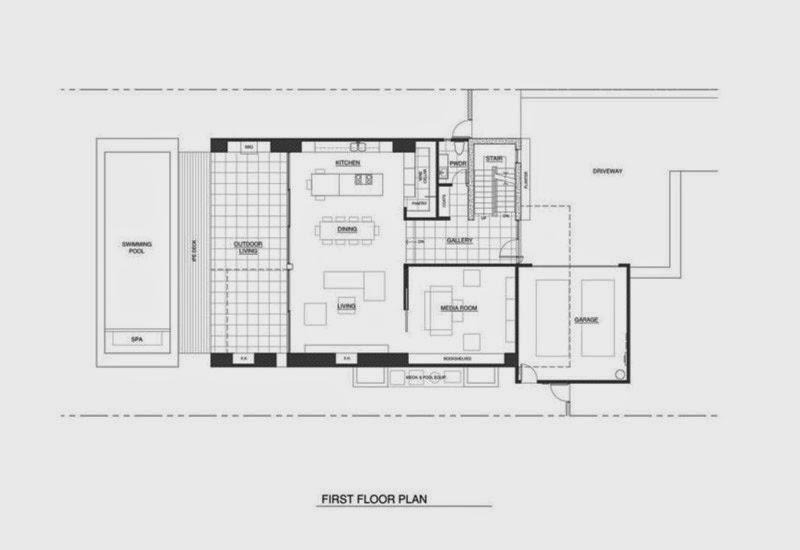 24th Street Residence / Steven Kent Architects, Santa