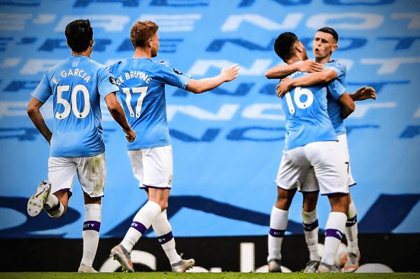 نتيجة مباراة مانشستر سيتي وليفربول اليوم 2-7-2020