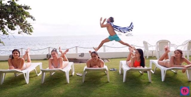 Nadine Lustre Muling Nagpatulala Sa Kanyang Super Hot And Sizzling Bikini Photos!