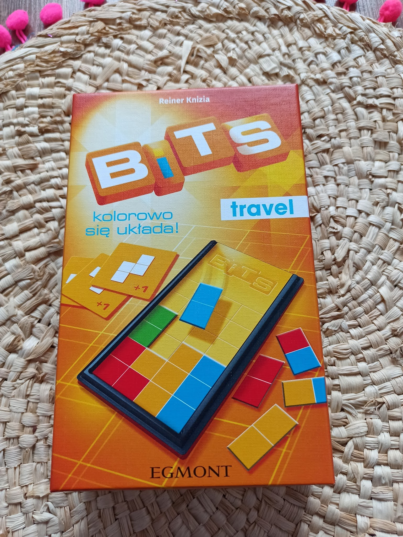 Bits travel - Egmont - recenzja