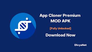 APP Cloner Premium APK Download
