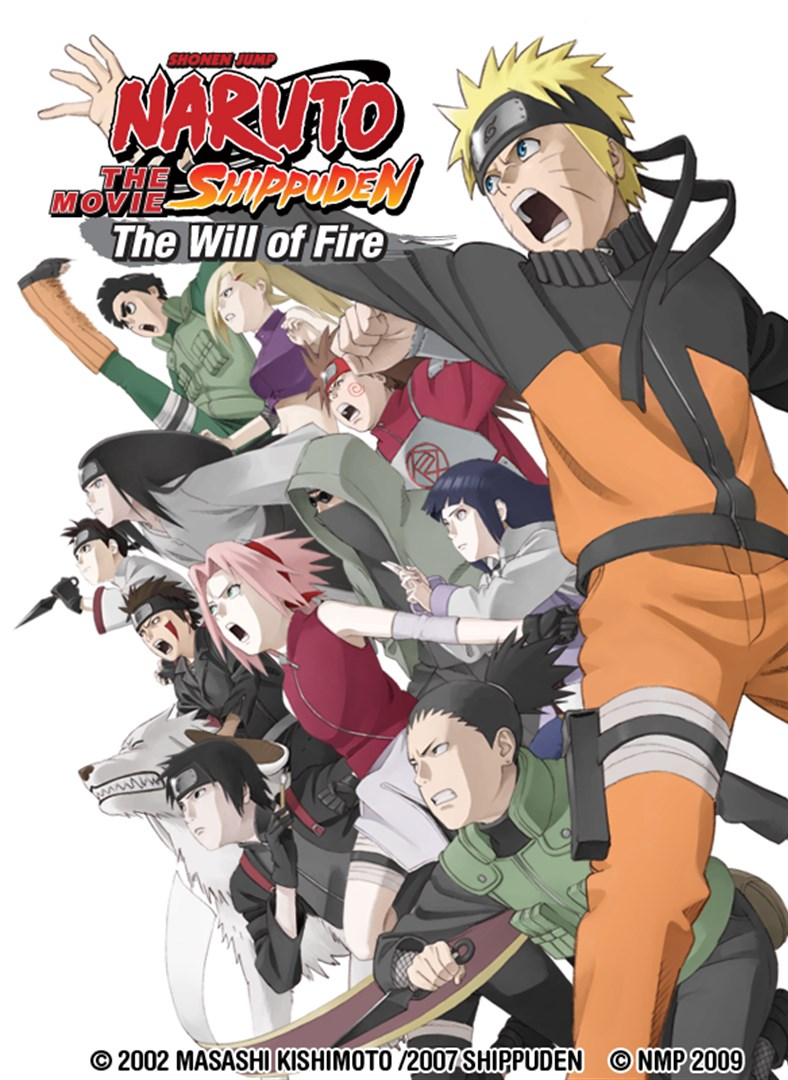 Naruto Shippuden the Movie 3: Inheritors of the Will of Fire BD (Movie) Subtitle Indonesia