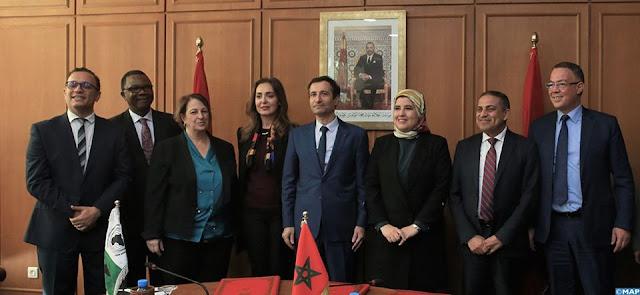 البنك الإفريقي للتنمية يقرض المغرب 204 مليون دولار أمريكي للحماية الاجتماعية
