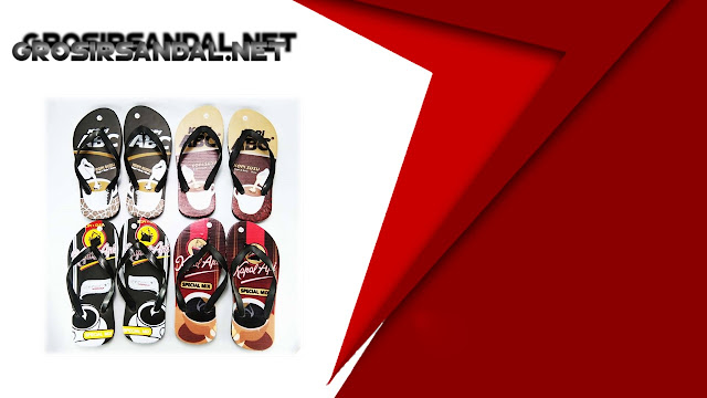 Mau Dapet Sandal Murah ??? Sandal Kopi Pria AMX || Sandal harga Langsung Dari Pabrik