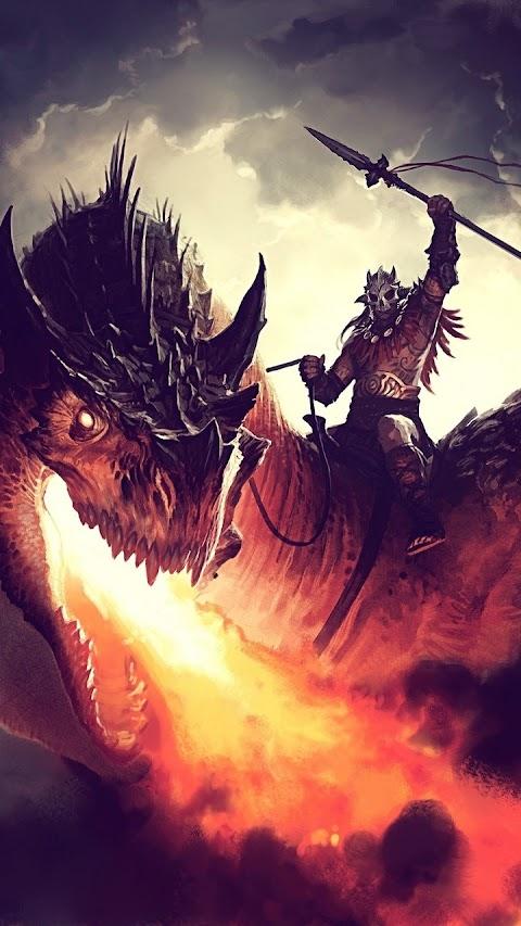 Kỵ sĩ rồng lửa