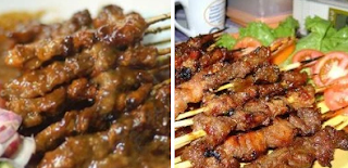 Recipes to Make Sate Kambing typical