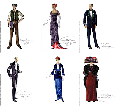 Personal Investigation 1920 S Fashion