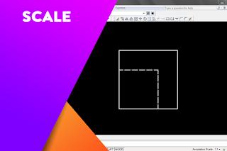 Cara benar mengatur skala di dalam AutoCAD