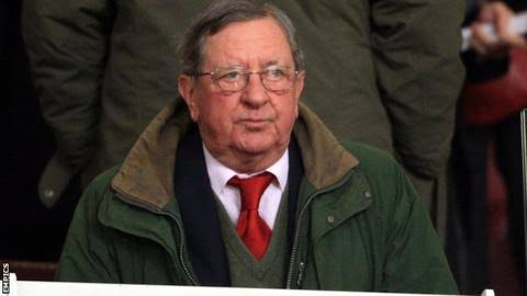 Former Arsenal Chairman Hill-Wood Dies At 82