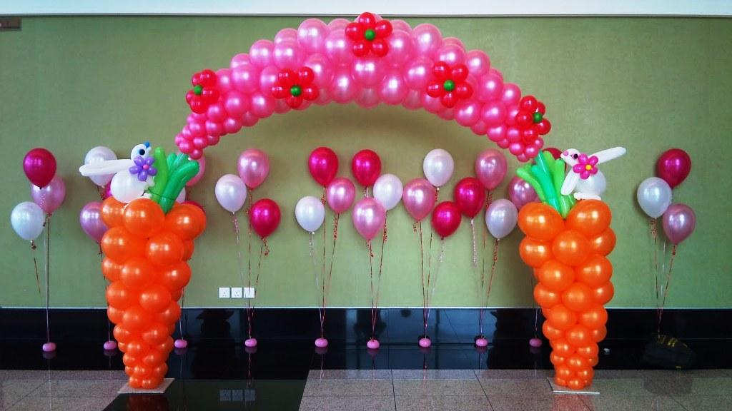 BalloonDecoratorinJaipur