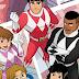 Power Rangers entram de férias em prévia de novo quadrinho