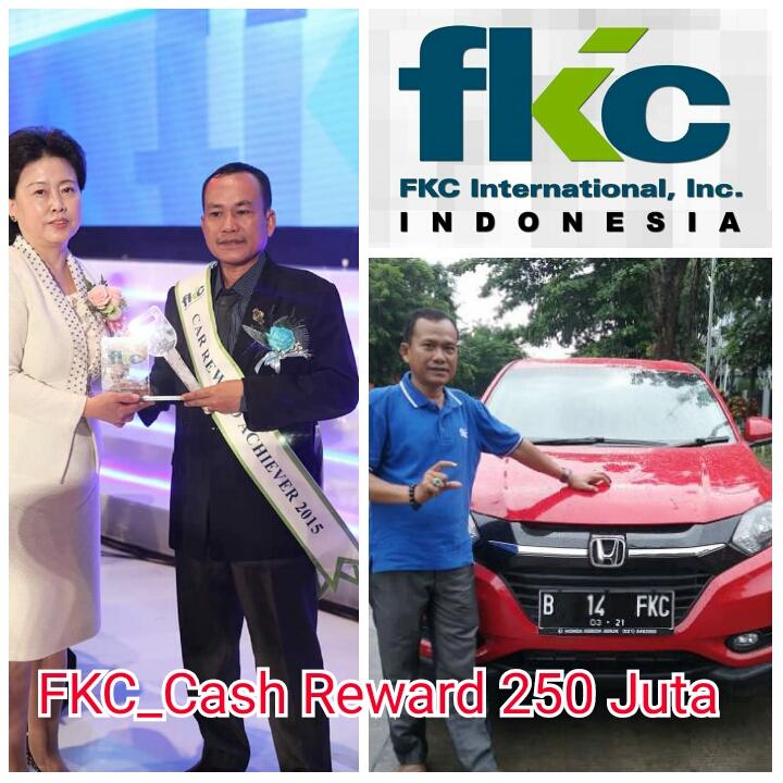 Bisnis Fkc Syariah - Reward H. Hery Bin Jaba