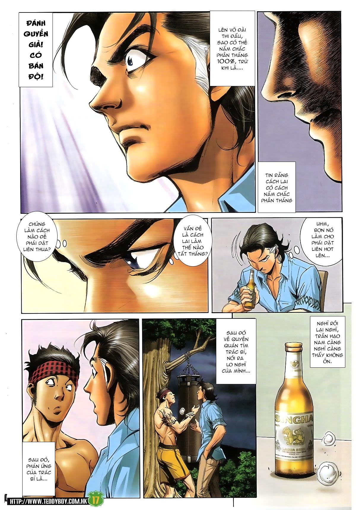 Người Trong Giang Hồ - Chapter 1397: Anh hùng cúi đầu - Pic 16