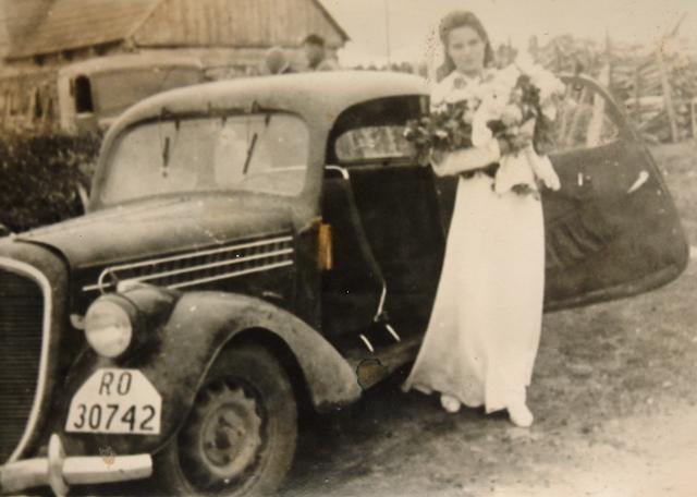 Номерные таблички автомобилей в окуппированной немцами Латвии остланд