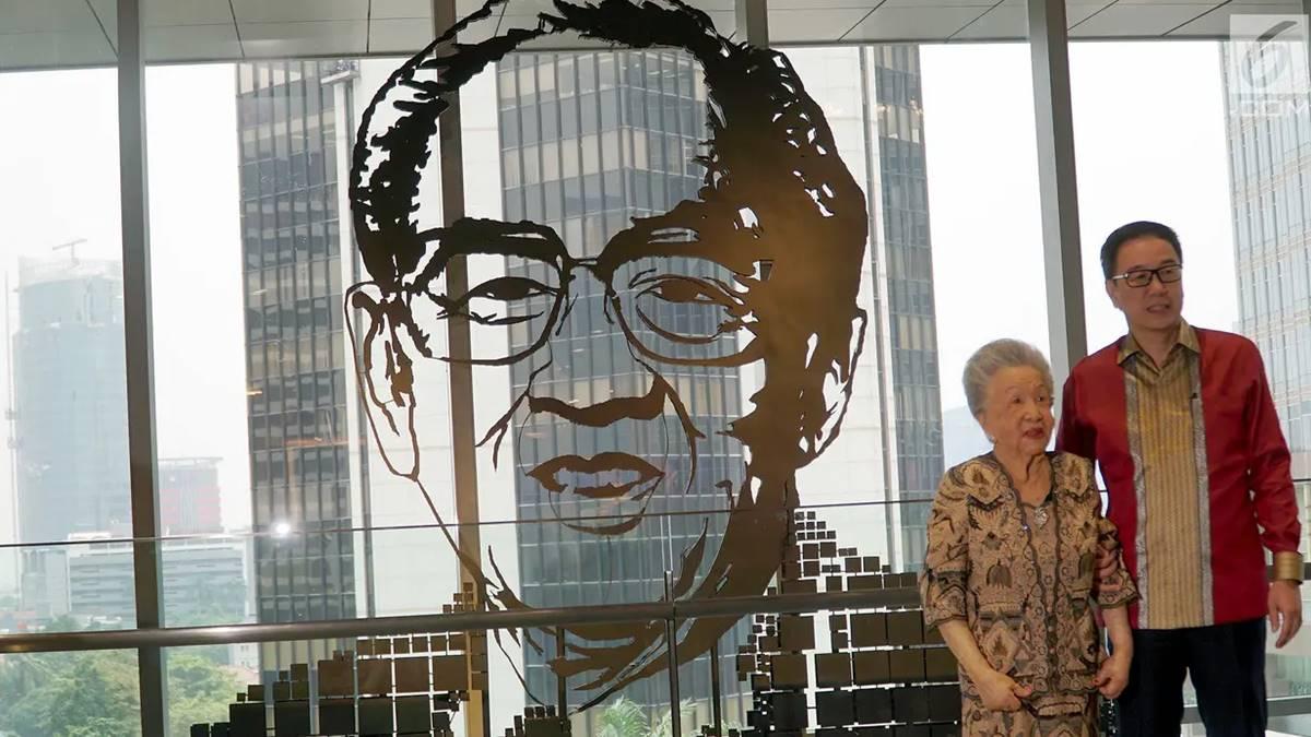 ilustrasi wajah Tjia Kian Liong