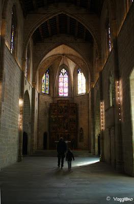 La Cappella di Sant'Agata nel percorso museale del MUHBA