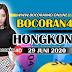 Bocoran Misteri 4D HK 29 Juni 2020
