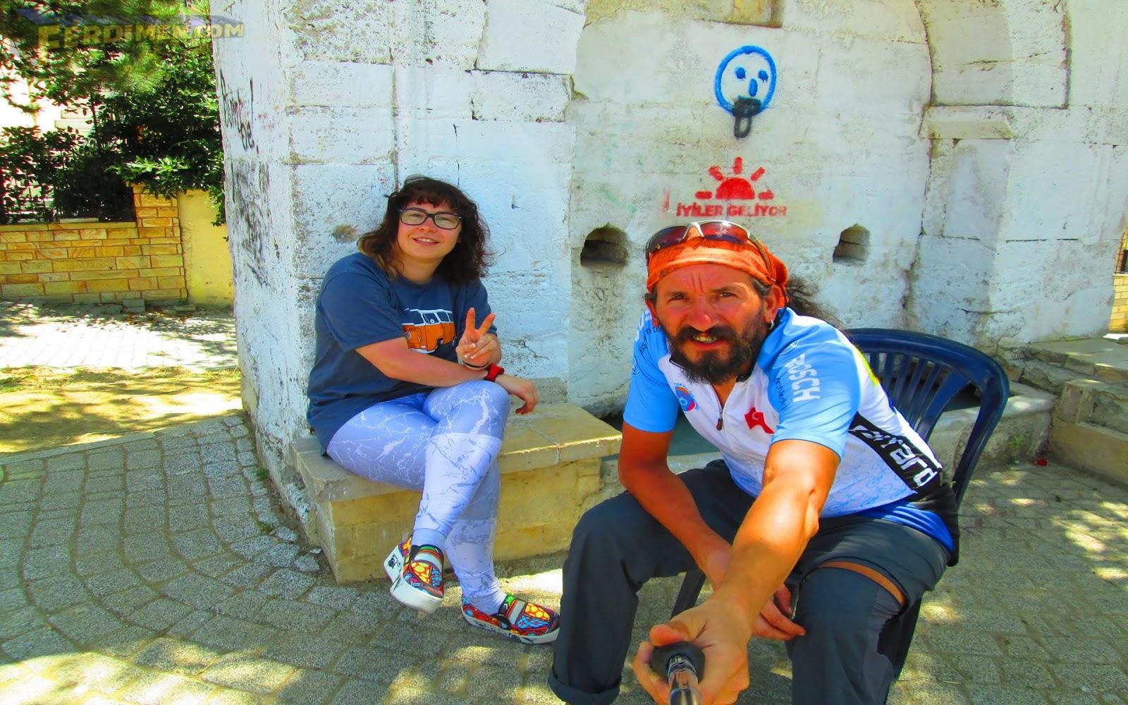 2019/08/07 Ergene ~ Çorlu ~ Seymen ~ Değirmenköy ~ Gümüşyaka ~ Sultanköy ~ Seymen ~ Çorlu ~ Ergene