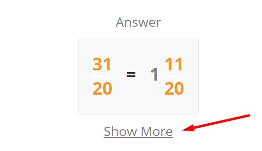 contoh perhitungan pecahan