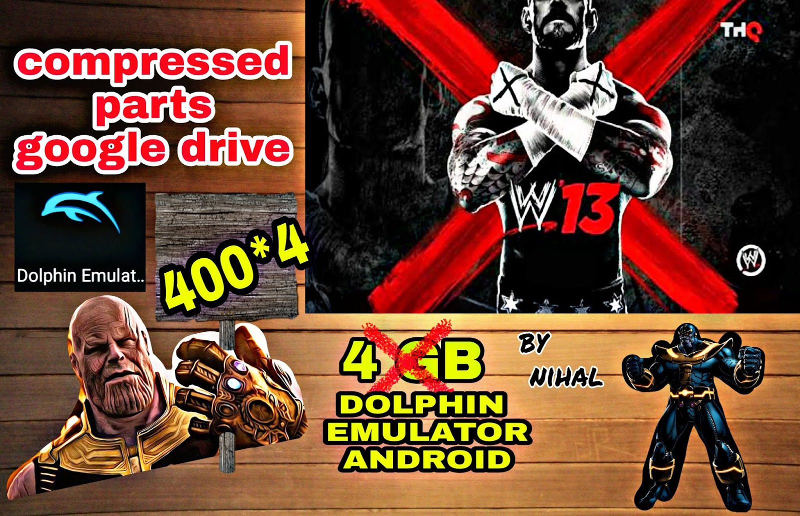 Wwe 2k13 apk download for android | Wwe 2k13 For Android