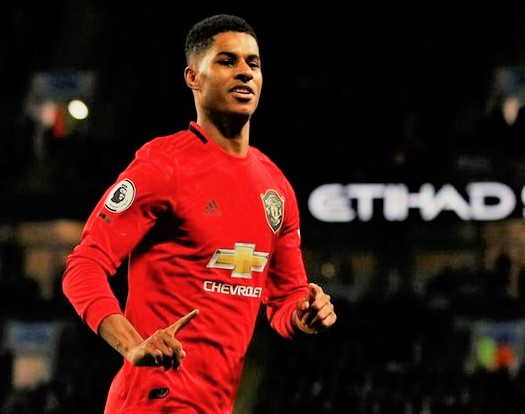 "EPL: ""Marcus Rashford Would Score More Goals If He Was In Manchester City""...Micah Richards"