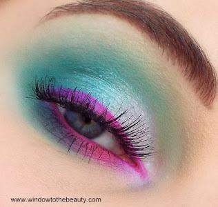 Barry M Hi Vis Neon Bold Waterproof Eyeliner Dangerous wizaż
