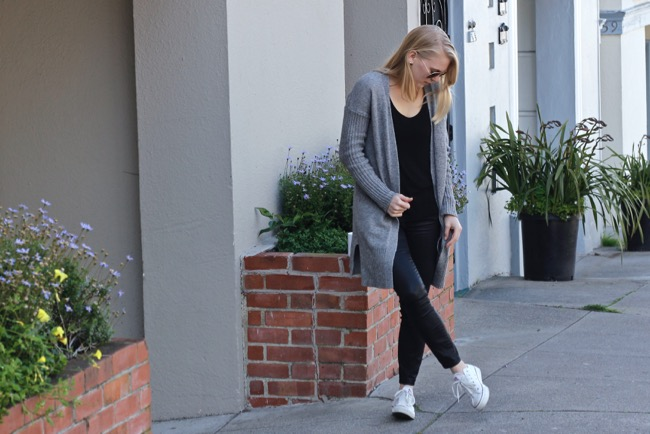 Shae Roderick, fashion blogger, outfit, style, Converse, casual, look