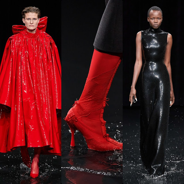 Balenciaga Fall-Winter 2020-2021 Paris by RUNWAY MAGAZINE
