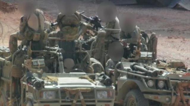 El Reino Unido admite despliegue de sus tropas especiales en Siria