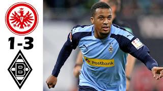 Highlights Borussia Monchengladbach 3-1 Eintracht Frankfurt 2020
