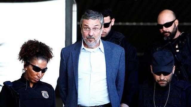 Detienen en Brasil a otra de las fichas duras de Lula Da Silva por caso Petrobras