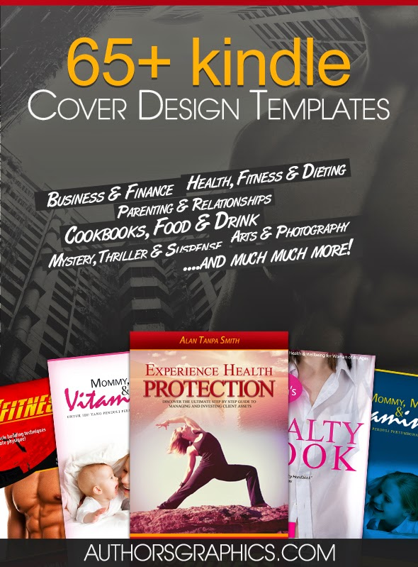 Business kindle ebook cover psd templates kindle ebook for Free ebook covers templates